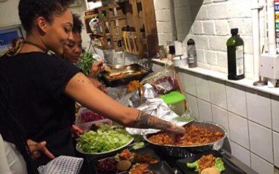 New Vegan Caribbean Pop-Up Lewisham