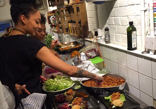 New Vegan Caribbean Pop-Up Lewisham
