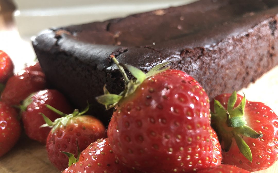 Vegan Chocolate Brownie Recipe